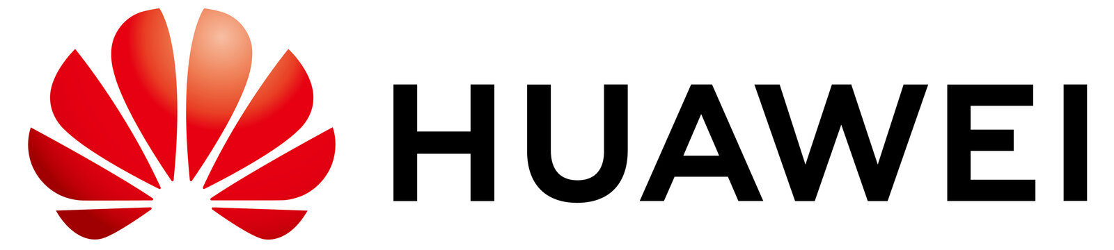 横版华为公司标志 Horizontal Version of Huawei Corporate Logo_2018